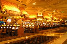 Bellagio - Casino #love this casino!