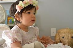 Willow Crown flower crown - easter picture - chic-boston-mama | {Bebe: Tiny Prints}