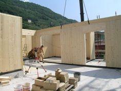 casa pannello xlam #legno