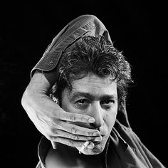 Alain Bashung (1947-2009) - French singer, songwriter and actor.