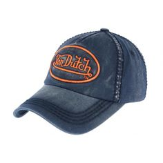 Casquette Von Dutch Bleu Marine Tim #vondutch #casquette #vintage #mode #headwear #motogp Cap Ideas, Bonnets, Vintage Mode, Bleu Marine, Motogp, Hats For Men, Baseball Cap, Fashion, Snapback Hats
