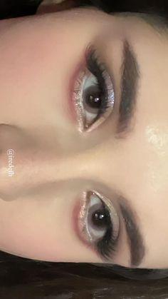 Edgy Makeup, Pink Makeup, Cute Makeup, Girls Makeup, Pretty Makeup, Colorful Makeup, Makeup Inspo, Makeup Inspiration, Beauty Makeup