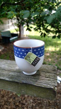 Tazo tea. Photo credit James Alvarez.