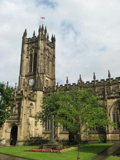 Manchester Cathedral Cathedral and Collegiate Church of St Mary, St Denys and St George