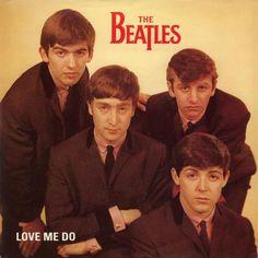 George Harrison, John Lennon, Richard Starkey, and Paul McCartney Beatles Love, Les Beatles, John Lennon Beatles, Jhon Lennon, Beatles Party, Beatles Poster, Ringo Starr, George Harrison, Concert Posters