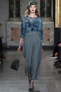 Luisa Beccaria - Fall 2015 Ready-to-Wear - Look 21 of 48