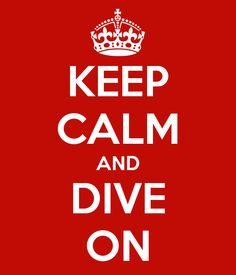 Going Deeper: Tips for the Newbie Diver.