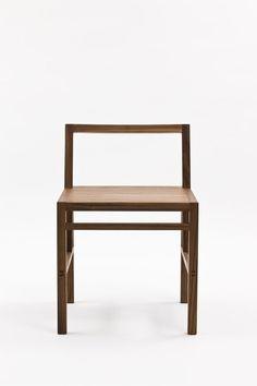 Detail of Walnut Chair