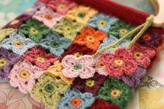 bolso al crochet