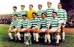 EQUIPOS DE FÚTBOL: CELTIC GLASGOW Campeón de la Liga de Escocia 1965-66