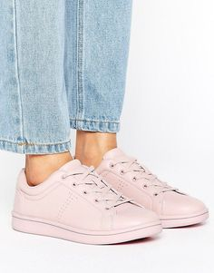 5119f528b2 Discover Fashion Online Lace Up Trainers, Pink Heels, Lipsy, Chunky Heels,  Lacoste