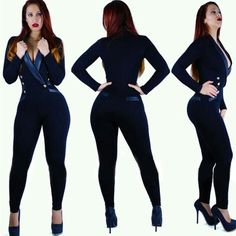 6c0d66be3a7 Aliexpress.com   Buy Rompers and Jumpsuit Sexy Bodysuit Fashion Overalls  For Women Elegant OL Office Playsuit Outfits Bodycon Club Jumpsuit Body Suit  from ...