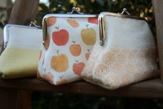Knitted purses www.alicenightingale.com