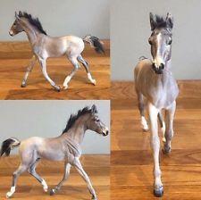 Custom haired Breyer foal By Julianne Garstka