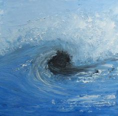 Wave by bycandlelight27 on Etsy, £16.12