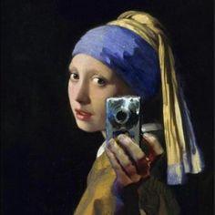 het meisje met de camera