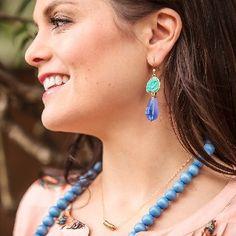 Gelato Earrings – Erin McDermott Jewelry