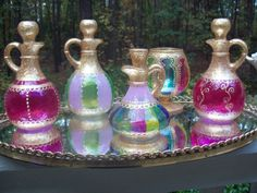 genie in a bottle......Love these:)