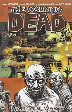 The Walking Dead Volume 20: All Out War Part 1 by Robert Kirkman http://www.amazon.com/dp/1607068826/ref=cm_sw_r_pi_dp_yE4Cwb1BXSFPE