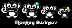 Items similar to Monkey Family Car Decal Sticker Custom Made on Etsy Family Car Decals, Stick Family, Racing Stripes, Monkey Business, Laptop Decal, Stickers, Cricut, Crafts, Paper