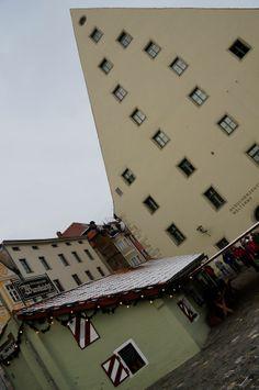 Regensburg, Germany – Live Voyage Review: Viking Freya, Danube River Christmas Markets 2012 | Popular Cruising (Image Copyright © Jason Leppert) European River Cruises, Danube River, Cruise Destinations, Special Interest, Christmas Markets, Vikings, Germany, Marketing, Live