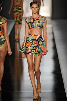 Lenny Spring 2013 Rio Fashion Week