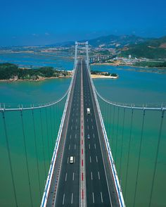 Haicang Bridge Xiamen - China