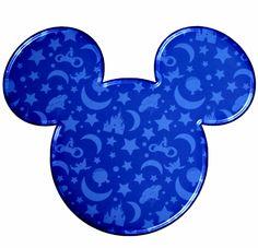 Cabezas de Mickey con rellenos interesantes.