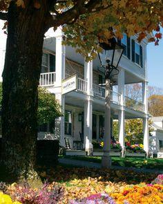 The Grafton Inn in Grafton, Vermont -- a cozy B&B in a charming village