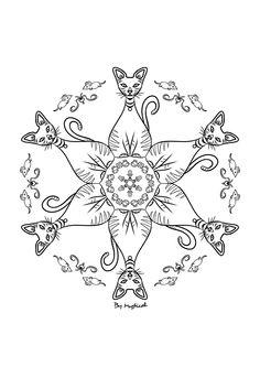 Mandala #mandala #zentangle #arttherapie #coloriageadulte #coloriagezen #coloriage Lotus Flower, Zentangle, Creations, Embroidery, Create, Tattoos, Flowers, Mandalas, Drawing Drawing