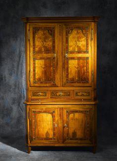meubles anciens armoire alsacienne r gence bertrand klein antiquit s meubles pinterest. Black Bedroom Furniture Sets. Home Design Ideas