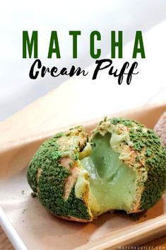 Largest collection of matcha green tea powder anywhere. Over 20 different quality levels of unflavored matcha as well as over 130 naturally flavored matcha teas Matcha Cream Puff Recipe, Whole Foods Cake, Asian Recipes, Sweet Recipes, French Macaroon Recipes, Choux Cream, Easy Homemade Cookies, Matcha Dessert, Matcha Green Tea Powder