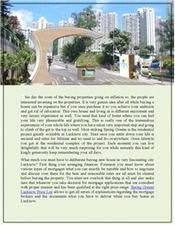 Spring Greens Residential Property in Faizabad Road Lucknow