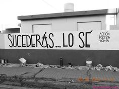 Find images and videos about love, phrases and accion poetica on We Heart It - the app to get lost in what you love. Poem Quotes, Wall Quotes, Funny Quotes, More Than Words, Some Words, Street Quotes, Quotes About Everything, Love Phrases, Spanish Quotes