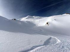 Andermatt - Gemsstock, Sveitsi 21.02.2010   Powderlove