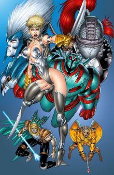Re:Gex Image Comics Characters, Comic Book Characters, Comic Character, Fantasy Characters, Comic Book Artists, Comic Artist, Comic Books Art, Dc Comics Vs Marvel, Dc Comics Art