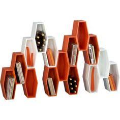 Stackable Hive Storage Unit