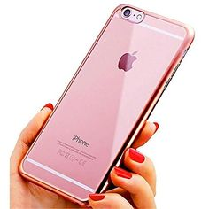 iPhone 7 Case, [Fusion] Rose Gold Back TPU Gel Case [Dro... https://www.amazon.co.uk/dp/B01KTR6OK8/ref=cm_sw_r_pi_dp_x_cjL7xbM8WVVCF