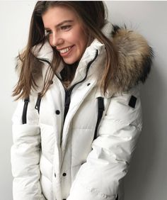 Sam jacket @October Reign $1129 Reign, Canada Goose Jackets, October, Winter Jackets, Fashion, Winter Coats, Moda, Fashion Styles, Fasion