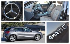 2015 Mercedes-Benz GLA-Class Review | Auto123.com - The GLA-Class is meant to bridge a gap between the B- and C-Class vehicles without ever feeling like a compromise. In fact, it may be that those who preferred the previous C-Class wagon might find what they are looking for in the GLA, if the GLK-Class seems too SUV-like. #mercedes #benz #gla #review