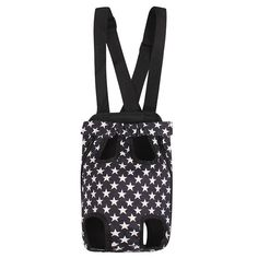 Nylon Small Dog Carrier Backpack Head Out Cat Pet Puppy Travel Bag Tote (M size, Black star) ** Read more reviews of the product by visiting the link on the image. (This is an affiliate link and I receive a commission for the sales)