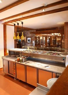 Open Restaurant Kitchen Designs  Google Search  Glass Kitchens Alluring Professional Kitchen Design Ideas Decorating Inspiration