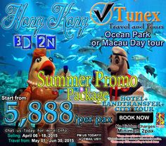 See More details of our package check our Facebook Page at:  https://www.facebook.com/tunextravelsandtours