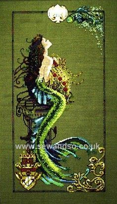 Shop online for MD95 - Mermaid of Atlantis Chart at sewandso.co.uk. Browse our great range of cross stitch and needlecraft products, in stock, with great prices and fast delivery.