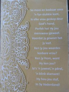 Architecture Artists, Afrikaans, Quotes About God, Give It To Me, Birthdays, Girly, Faith, Messages, Feelings