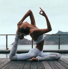 This Is Your Brain On Yoga - Sporteluxe USA This Is Your Brain On Yoga - Sporteluxe USA,{health & wellness} via Cork Yogis, yoga brain, mermaid pose yoga poses workout beginner fitness beginner inspiration poses for beginners Yoga Fitness, Fitness Goals, Fitness Motivation, Health Fitness, Fitness Pants, Fitness Tips, Fitness Shirts, Fitness Quotes, Pink Fitness