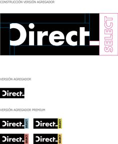 Brand New: New Logo and Identity for Direct by Interbrand