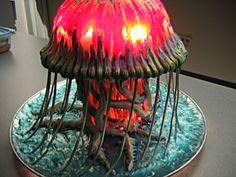 Jellyfish Cake