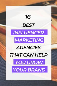 23 Best Influencer Marketing Agencies That Can Help You Grow Your Brand Marketing Tools, Social Media Marketing, Digital Marketing, Marketing Ideas, Top Instagram Influencers, Sell House Fast, Brand Campaign, Competitor Analysis, Influencer Marketing