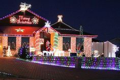 The biggest and best list of residential Christmas light displays in Perth